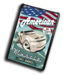 KOOLART AMERICAN MUSCLE CAR New Ford Mustang Case Cover For iPad Mini